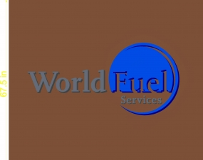PM Realty 333 cypress World Fuels logo sign